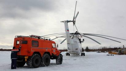 25 февраля в Поморье прошла комплексная тренировка по подготовке к паводку. Фото пресс-службы ГУ МЧС по Архангельской области