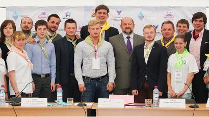 Расширенное заседание молодёжных правительств СЗФО в рамках форума «Команда 29»