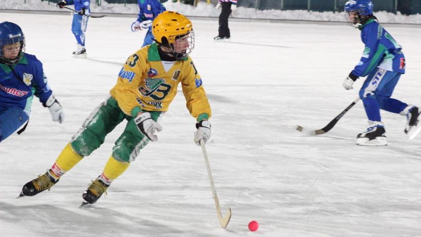 В Архангельске стартовал первый этап всероссийских соревнований по хоккею с мячом клуба «Плетеный мяч»