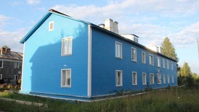 Первенец реализации программы капремонта в посёлке Таёжный