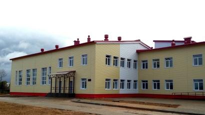 Второй пусковой комплекс горковской школы, расположенной в деревне Согра Верхнетоемского района, введён в эксплуатацию 30 сентября