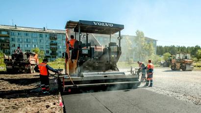 На выделенные средства будут отремонтированы в общей сложности 34 километра муниципальных дорог. Фото пресс-службы «Архангельскавтодора»