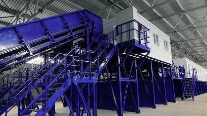 На территории полноценного комплекса отходы будут проходить обязательную сортировку с отбором полезных фракций – стекла, макулатуры, пластика