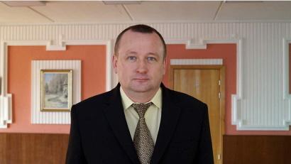 Главный врач Приморской ЦРБ Сергей Коробейников