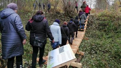 Фото: пресс-служба национального парка «Водлозерский»