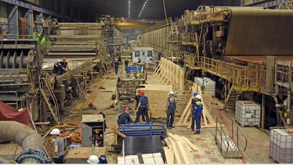 Установка энергоэффективного оборудования Valmet позволит минимизировать влияние на окружающую среду, уменьшит расход энергоресурсов