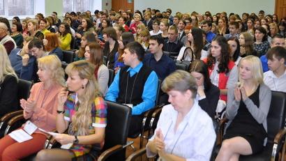 Более 100 студентов представили на суд жюри свои научно-исследовательские работы