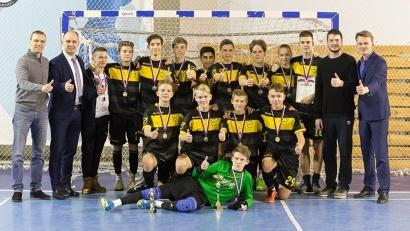 Победитель первенства области – команда «Фаворит»