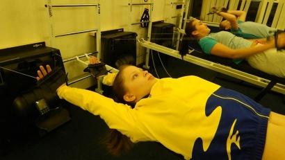 Новые тренажеры помогут пловцам Поморья улучшить спортивные результаты