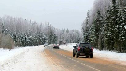 После завершения всего комплекса работ на трассе расстояние от Архангельска до северной столицы сократится, в общей сложности, на 350 километров