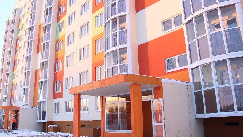 Адрес новостройки в Архангельске – проспект Московский, дом №55