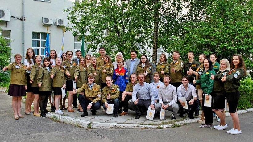 В составе отряда – 33 студента-медика из десяти регионов страны