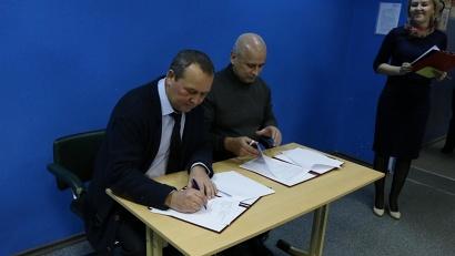Спортивно-адаптивная школа региона и Центр «Архангел» подписали соглашение о сотрудничестве