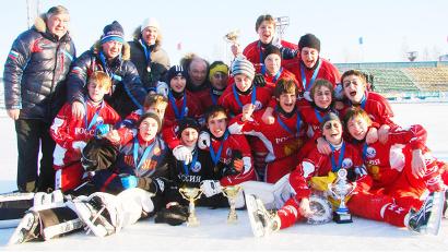 Чемпион мира 2012 года - сборная России