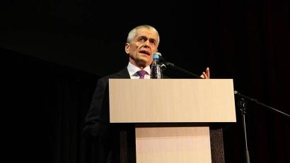 Геннадий Онищенко рассказал о перспективах и рисках синтетической биологии