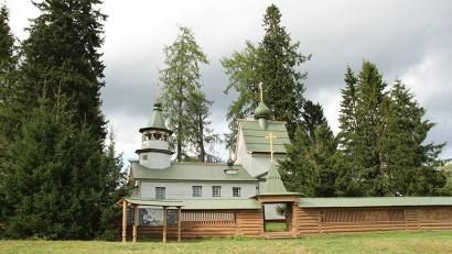 Уникальный памятник северного деревянного зодчества XVIII столетия – Порженский погост