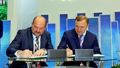 Подписи под документом поставили губернатор Игорь Орлов и временно исполняющий обязанности главы Республики Адыгея Мурат Кумпилов