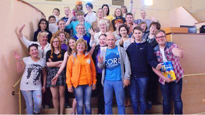 Более 30 специалистов по делам молодёжи из районов области приняли участие в работе методической площадки в «Луче»