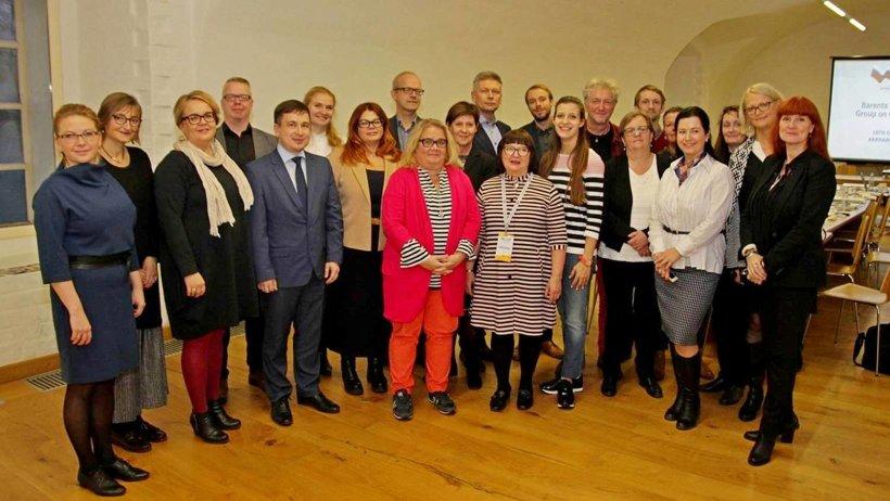 ВАрхангельске пройдет министерская сессия стран Баренцева региона