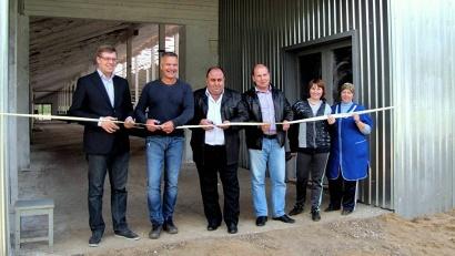 Это уже третья ферма в хозяйстве, где проведена полная реконструкция и смонтировано новое оборудование