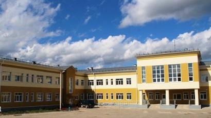 1 сентября 2014 года состоится торжественное открытие нового здания школы, которой руководил Василий Абрамов