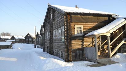 В Кимже сохранились не только старинные дома, но и исконно поморский дух