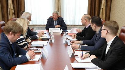Организацию и программу форума обсудили представители Общественной палаты РФ и администрации губернатора и правительства Архангельской области