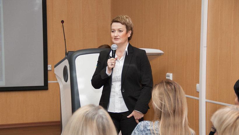 Екатерина Прокопьева: «Именно вы стоите на передовом рубеже в работе с подрастающим поколением»