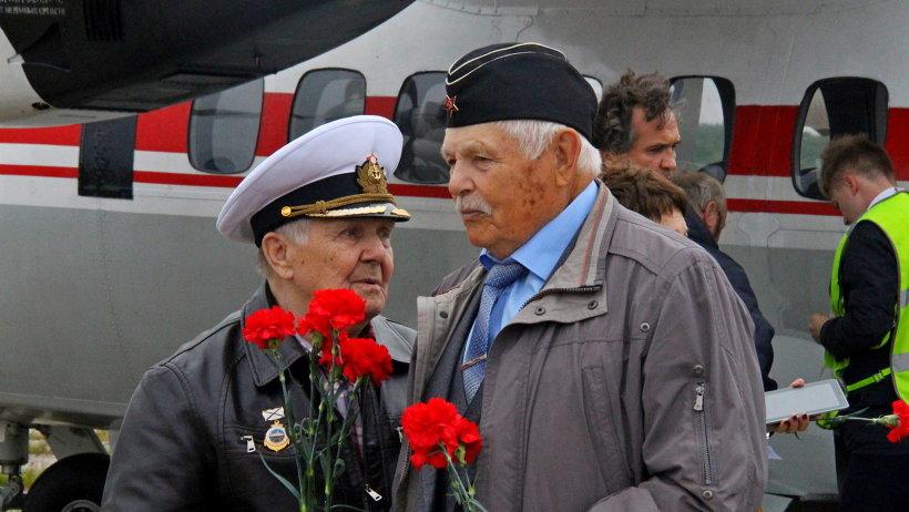 Алексей Косырев и Гурий Волыхин
