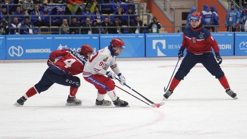 На этот раз перед натиском россиян не устояла сборная Норвегии – 9:1. Фото: https://vk.com/krsk2019