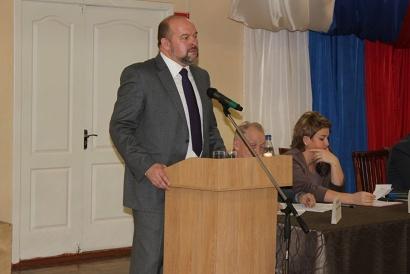 Игорь Орлов обсудил с ветеранами план совместной работы в 2015 году
