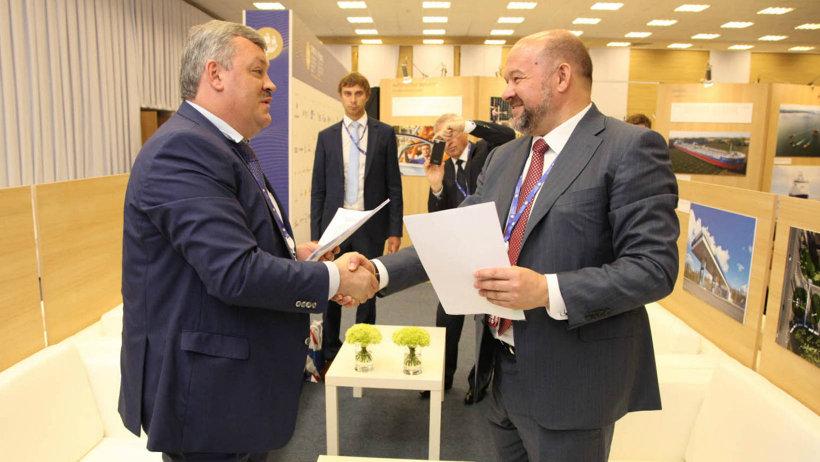 Соглашение позволит вывести два соседних региона на новый уровень партнёрства