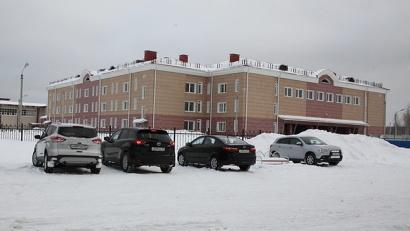 Школа №1 города Мирный