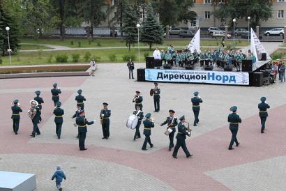 Фестиваль станет главным событием празднования Дня Военно-морского флота России в Архангельске