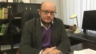 Иван Болотов. Фото: пресс-служба ФИЦКИА РАН