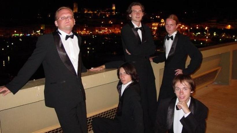 Мужской камерный хор Вологодской филармонии даст в Поморье два концерта