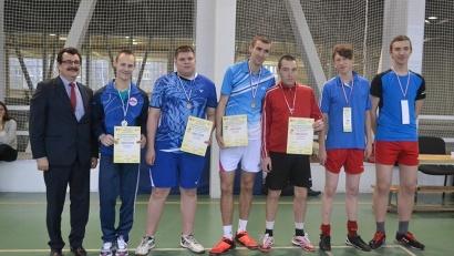 Сборная Поморья  выступала в двух видах спорта – настольном теннисе и бадминтоне