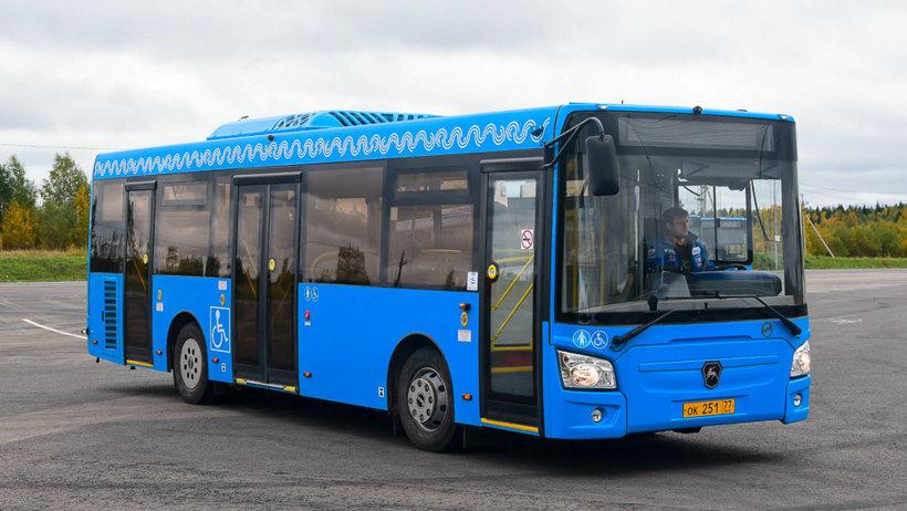 Новые низкопольные автобусы отвечают всем параметрам комфорта и безопасности