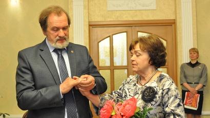 Чета Бурчевских: 50 лет вместе
