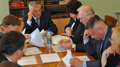 Подготовка к научному форуму стала главным вопросом в повестке заседания правления Ломоносовского фонда
