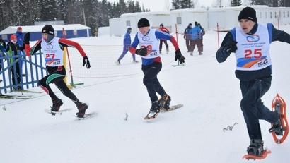 Участие в соревнованиях приняли 115 спортсменов