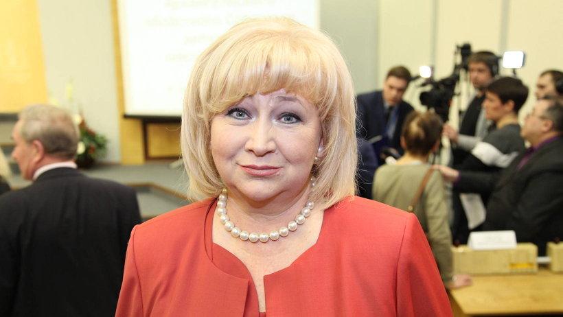 Депутат Государственной  Думы РФ Елена Вторыгина