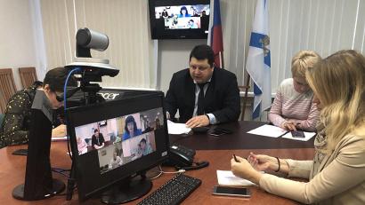 Министр лично контролирует все мероприятия в рамках реализации нацпроектов
