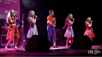 Архангельская область уже третий год подряд традиционно принимает участие в Российской студенческой весне