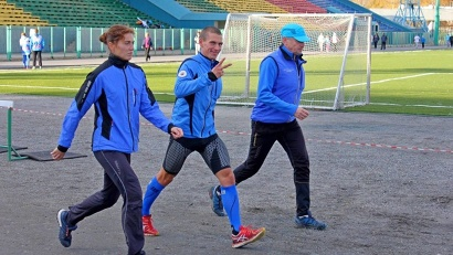 Физкульт-почин поддержали профессиональные спортсмены Поморья