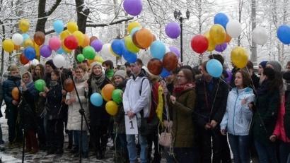 Участникам «Ломоносовского обоза» предстоит преодолеть более тысячи километров