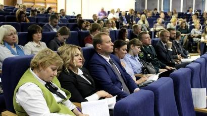 Представители Госжилинспекции четвертый раз приняли участие в ежеквартальном «Едином дне отчетности» контрольно-надзорных органов