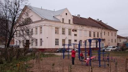 Здание центра «Патриот», в котором раньше располагался Дом офицеров, было построено в 1962 году