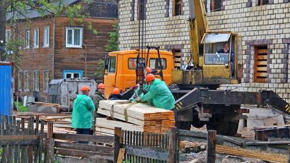 После сдачи объектов Плесецкий район полностью завершит реализацию областной программы переселения из аварийного жилья