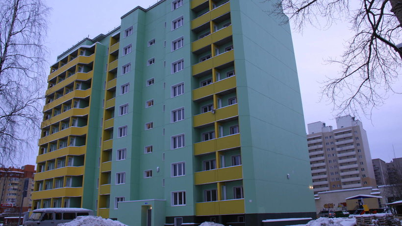 В новом доме на проспекте Обводный канал – 144 квартиры для сотрудников полиции